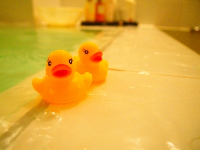 お風呂に入らない